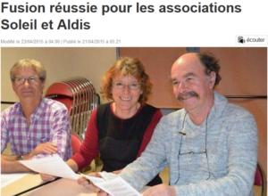 coopération décentralisée Mayenne Brésil fusion Soleil Aldis